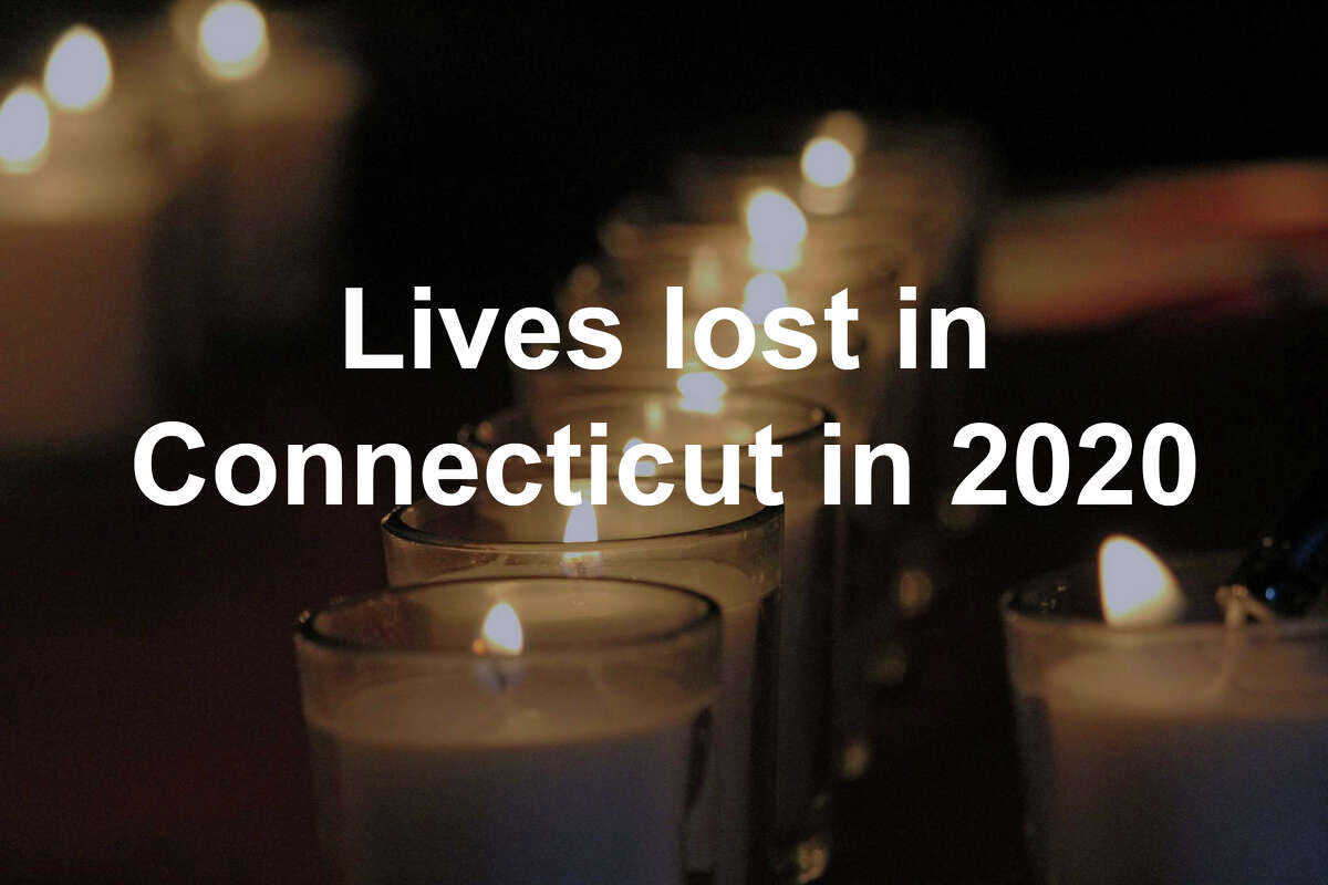 Click through to remember those who have died in Connecticut this year.