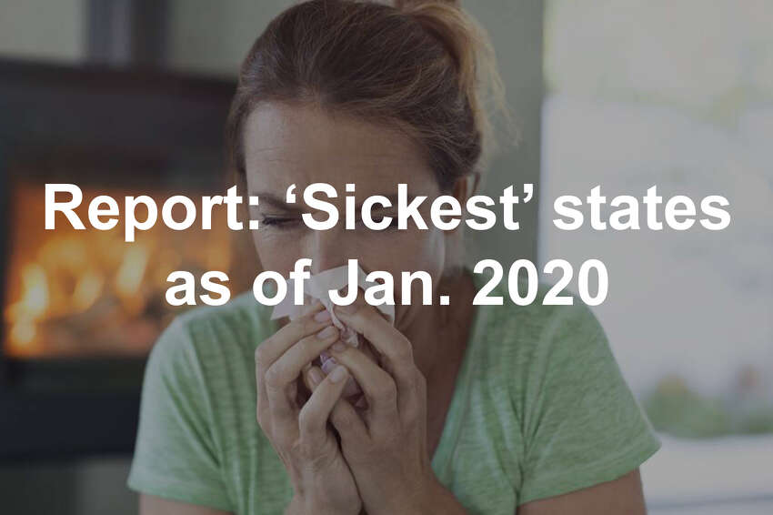 Kinsa, a smart thermometer that allows users to track their symptoms, surveyed its users to find the states reporting the most flu symptoms. >> Click through to see the 10 states reporting the most flu symptoms