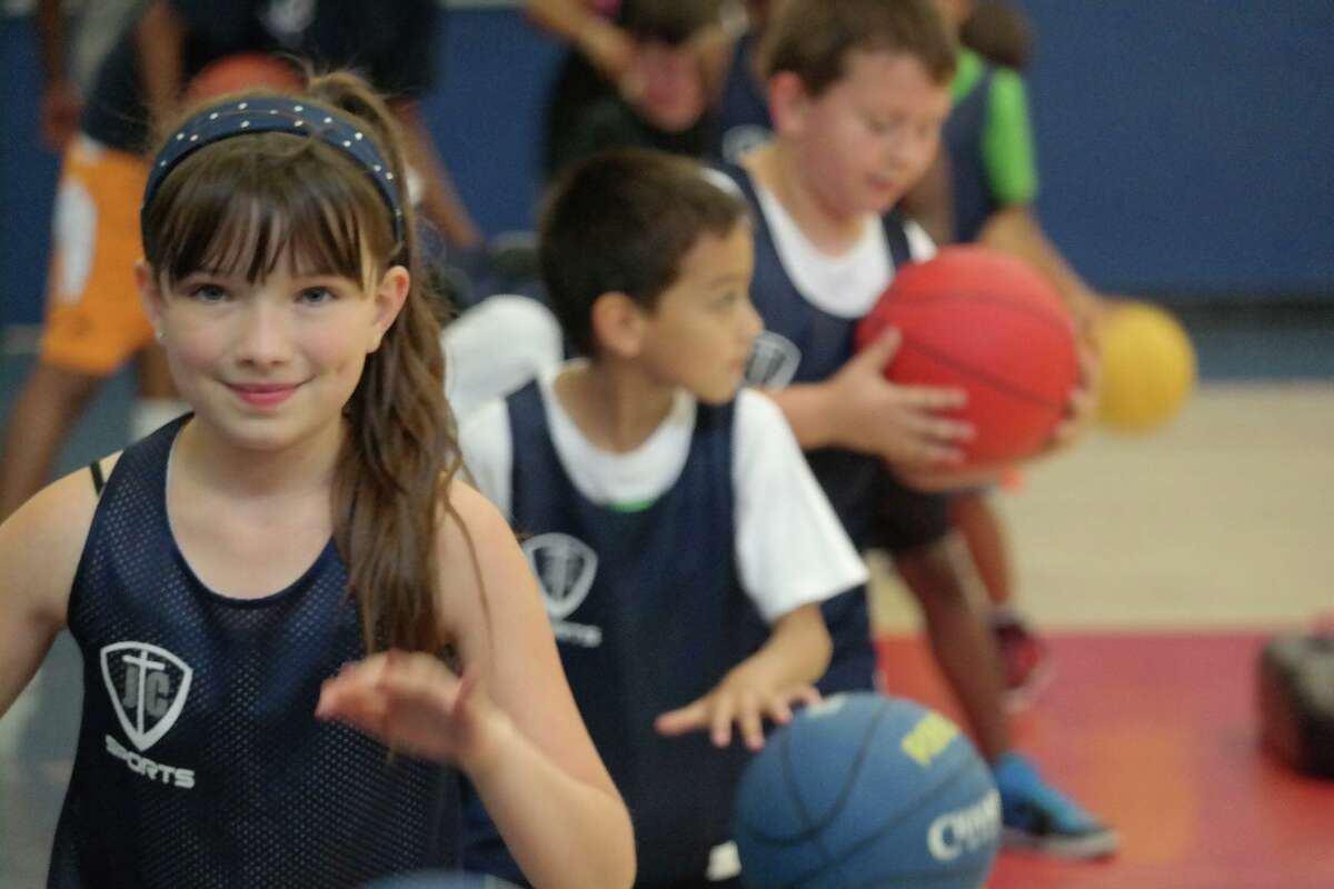 JC Sports The Woodlands just opened recently and the facility teaches kids the foundations of sports.