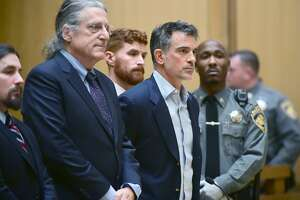 Fotis Dulos was arraigned in Stamford Superior Court on January 8, 2019, the day after being charged with murder in the Jennifer dulos case.