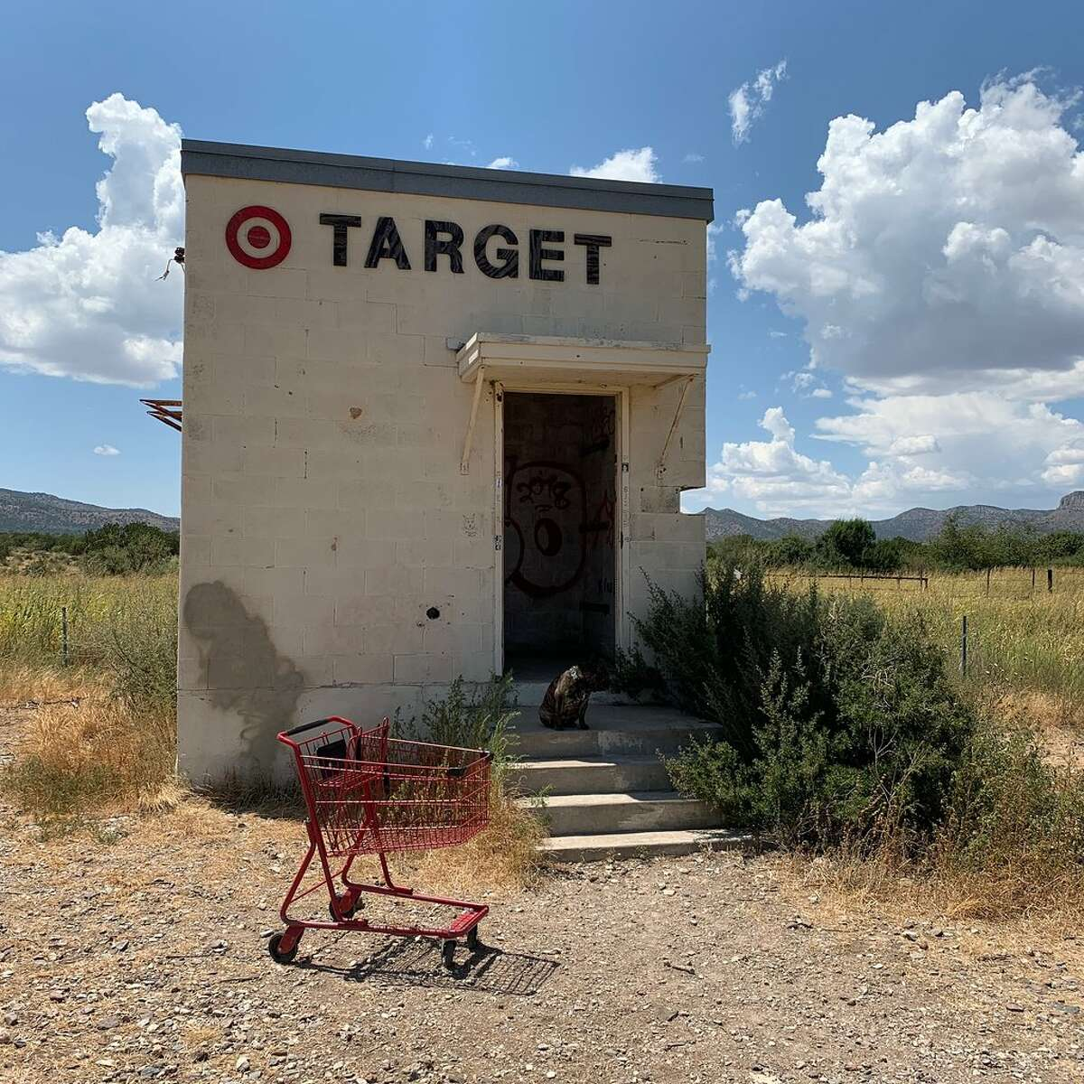 Target in Marathon Sometimes referred to as the