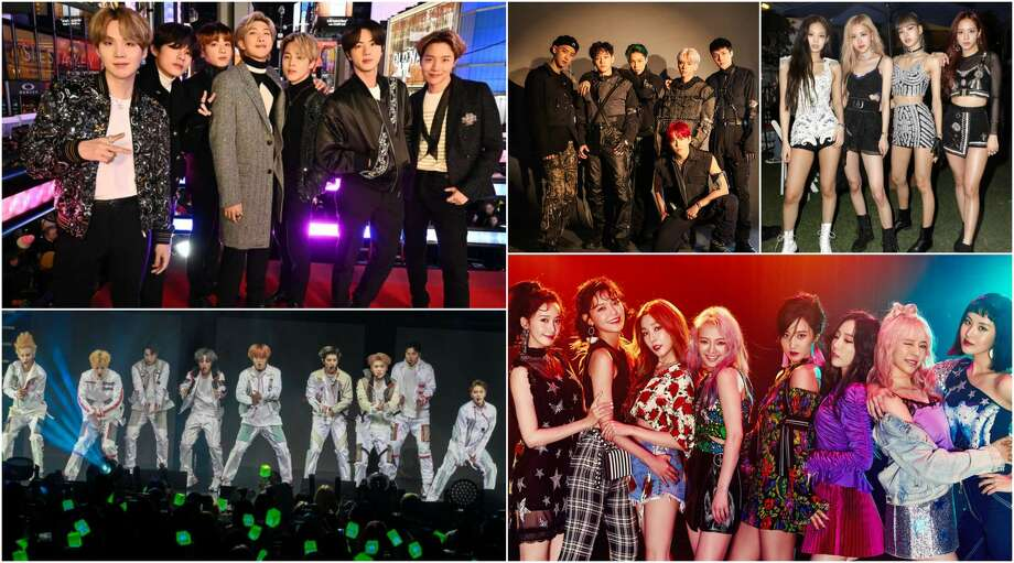 Who will be the first K-pop act to play RodeoHouston? Click through for some guesses>>> Photo: Photo Collage