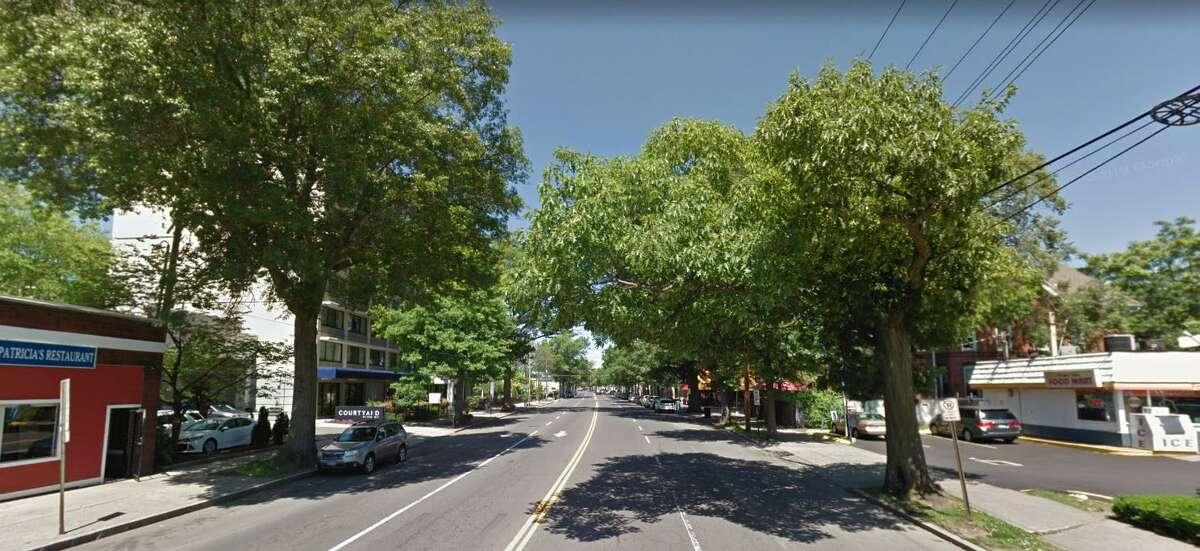 Whalley Avenue near Howe Street