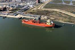 Houston pipeline operator Enterprise Products Partners and British liquefied gas shipping company Navigator Holdings have exported their first cargo of ethylene from their newly completed terminal at Morgan's Point. A Liberian-flagged tanker named the Navigator Europa left the Enteprise's docks on Jan. 2 with a 25 million pound shipment of ethylene for the Marubeni Corporation in Japan. The liquefied petroleum gas tanker is currently waiting to move through the Panama Canal before heading to Asia.