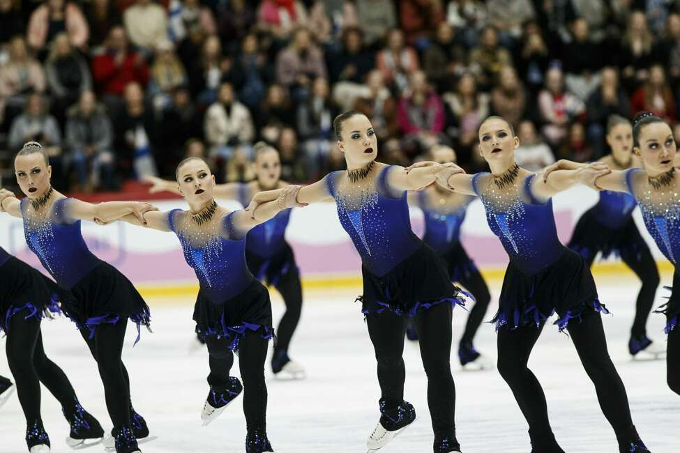Thursday through Saturday: The 2020 Eastern Synchronized Skating Sectional Championships at Times Union Center.
