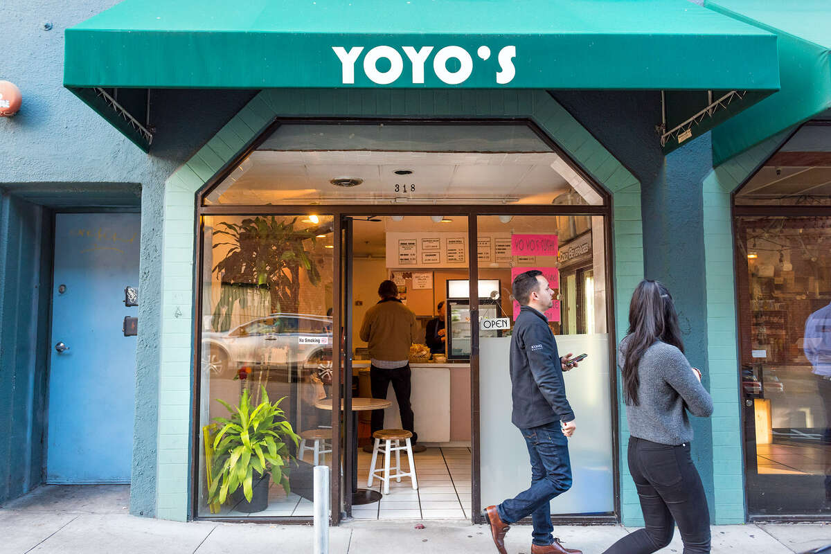 Yo Yo's offers up extremely affordable and very delicious udon in San Francisco's Financial District.