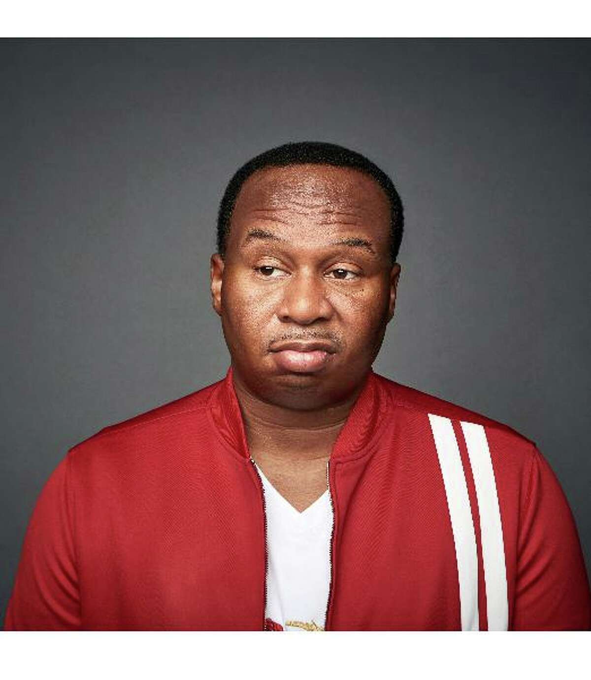 """Comedian Roy Wood Jr., a correspondent on """"The Daily Show with Trevor Noah,"""" will be performing stand-up at Bridgeport's Stress Factory Comedy Club Jan. 17-18."""