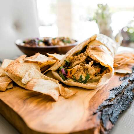 "Craft Pita, 1920 Fountain View Drive, was the only Houston place to be recognized on Yelp's ""America's Top 100 Places to Eat in 2020"" ranking."