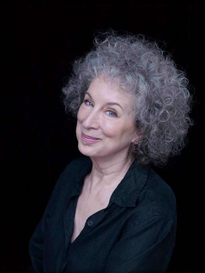 "Margaret Atwood, author of ""The Handmaid's Tale,"" will be featured as keynote speaker at Fairfield County's Community Foundation's Fund for Women & Girls Annual Luncheon on April 3 at the Hyatt Regency in Greenwich. The Fund for Women & Girls is the largest women's fund in New England. Photo: Contributed Photo"