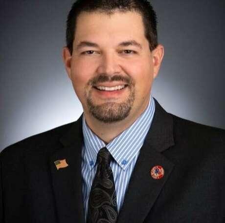 Katy City Councilman at-large Chris Harris