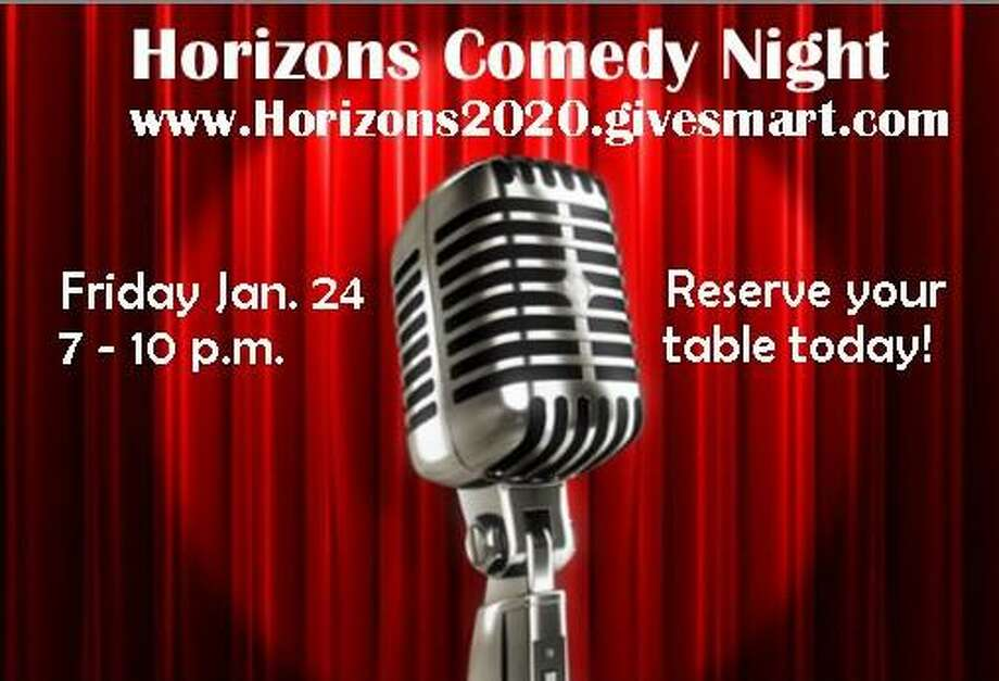 Horizons at New Canaan Country School, (NCCS), will hold a comedy night event on Friday, Jan. 24, from 7 to 10 p.m., in the Carver Dining Hall at the school. Photo: Contributed Photo
