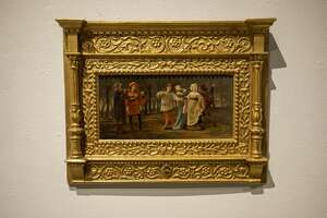 Dewing, Saint Gaudens and Vedder exhibit as seen on Wednesday, Jan. 8, 2020 at the Ellen Noel Art Museum. Jacy Lewis/Reporter-Telegram