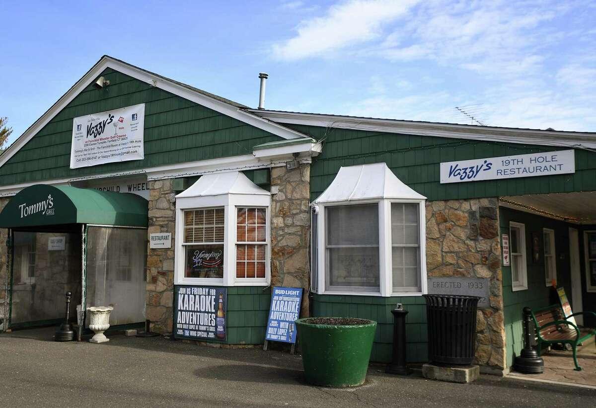 Vazzy's 19th Hole Restaurant at Fairchild Wheeler Golf Course in Fairfield, Conn. on Tuesday, January 07, 2020.