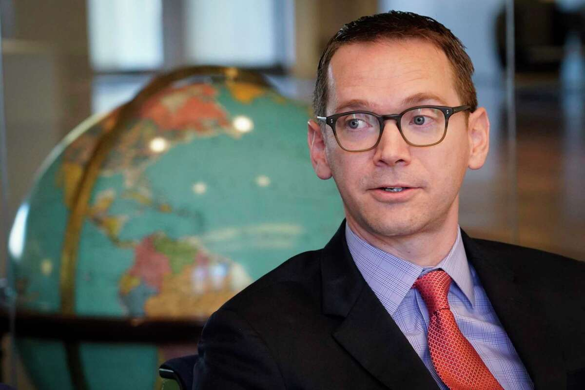 A Texas appellate court ruled Wednesday that Education Commissioner Mike Morath, pictured in 2019, did not follow laws and procedures that would give him the authority to replace Houston ISD's school board, warranting the continuation of a temporary injunction.