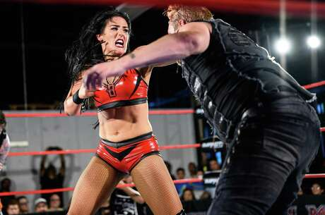 "Tessa Blanchard is facing Sami Callihan and his faction, OVE, in an eight-man intergender tag match in San Antonio. It's part of a joint event hosted by Impact Wrestling and local promoter River City Wrestling (RCW) on Friday dubbed ""Bash at the Brewery 2."""
