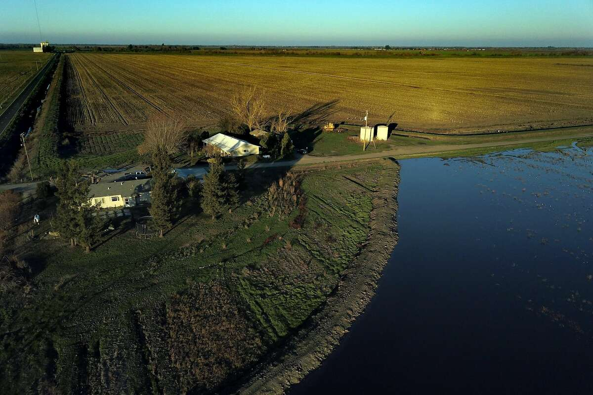 Staten Island, in the delta near Walnut Grove (Sacramento County), was purchased by the state in 2001 and turned over to the Nature Conservancy in exchange for a conservation easement. A newly signed California law calls for a task force to make recommendations on how the state could make reparations to Black people. One argument is to give descendants of slaves some of the state's undeveloped public land.