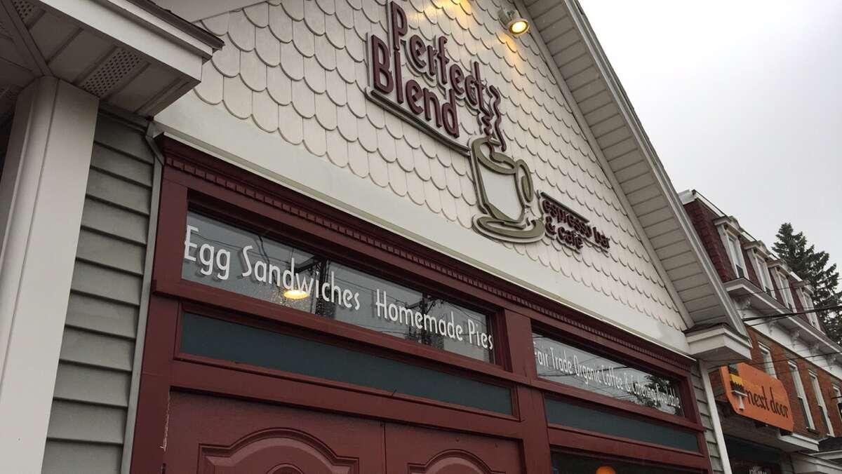 Runner up: Perfect Blend Cafe & Bakery 376 Delaware Ave., Delmar   Website