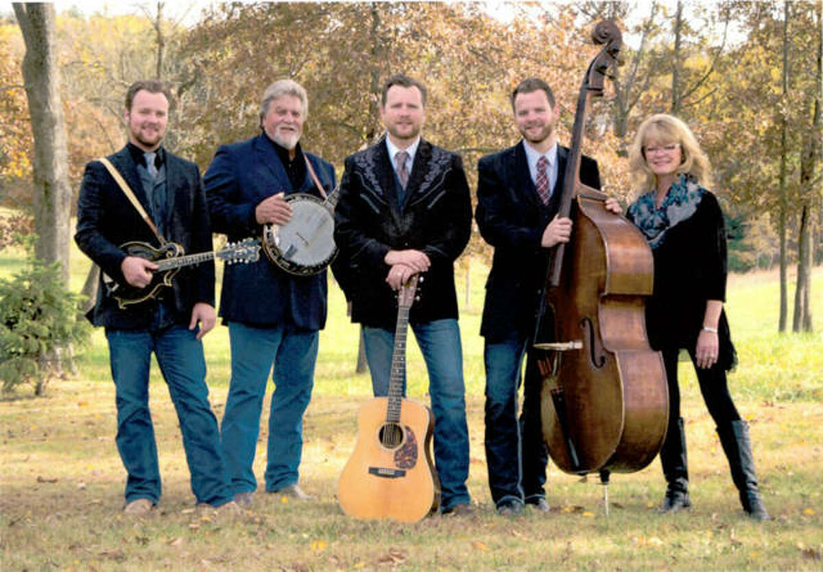 The Harman Family Bluegrass Band