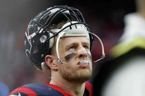 Texans defensive end J.J. Watt was used in passing situations early in last week's game against the Bills then played the majority of the snaps in the fourth quarter and overtime.