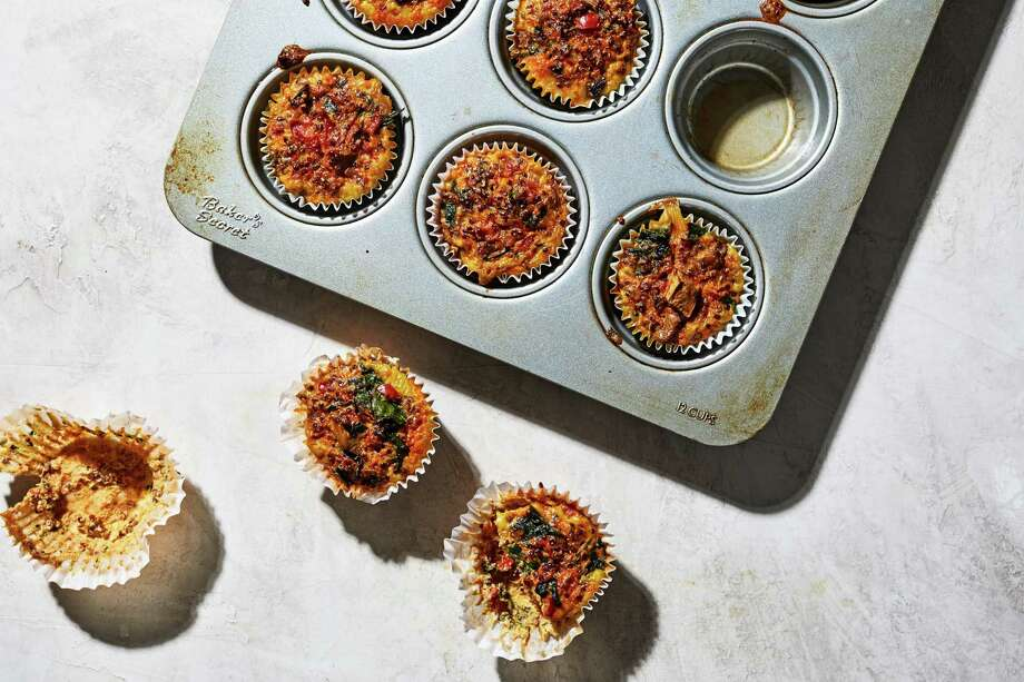 Make-ahead egg muffins for a delicious, on-the-go breakfast
