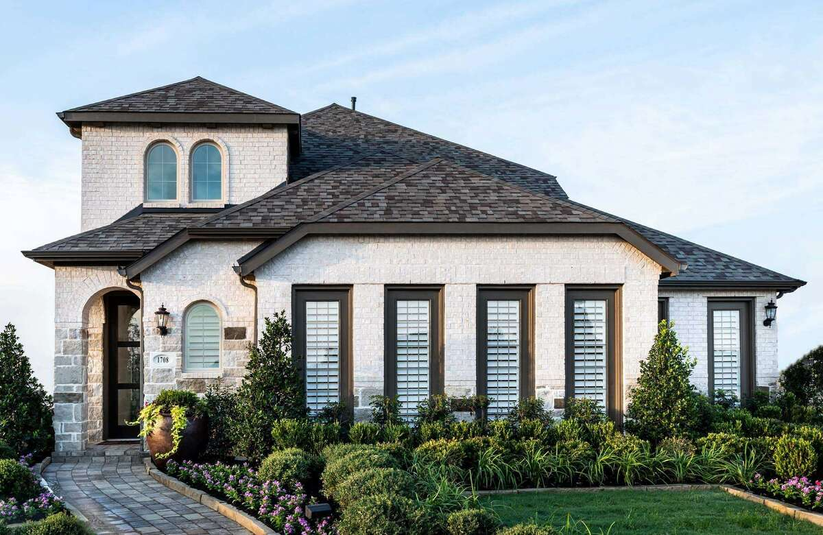Mortgage rates are down and home sales are up. Here, Highland Homes is among the builders at Grand Central Park's new subdivision, Central Village. NEXT: Most expensive Houston homes sold from 2010 to 2019