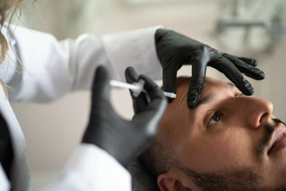 Some men say there's a pressure to use cosmetic procedures to stay youthful in Silicon Valley. Photo: FG Trade/Getty Images