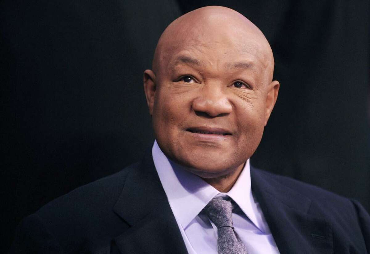 Boxing great George Foreman will serve as grand marshal for Houston's annual MLK parade on Jan. 20, 2020