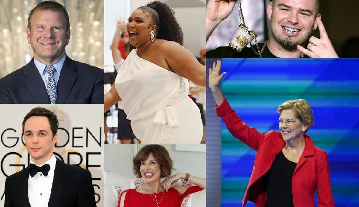 PHOTOS: GO COOGS!Recognize these familiar faces?>>>Click through the photos for a look at famous and notable alumni of the University of Houston....