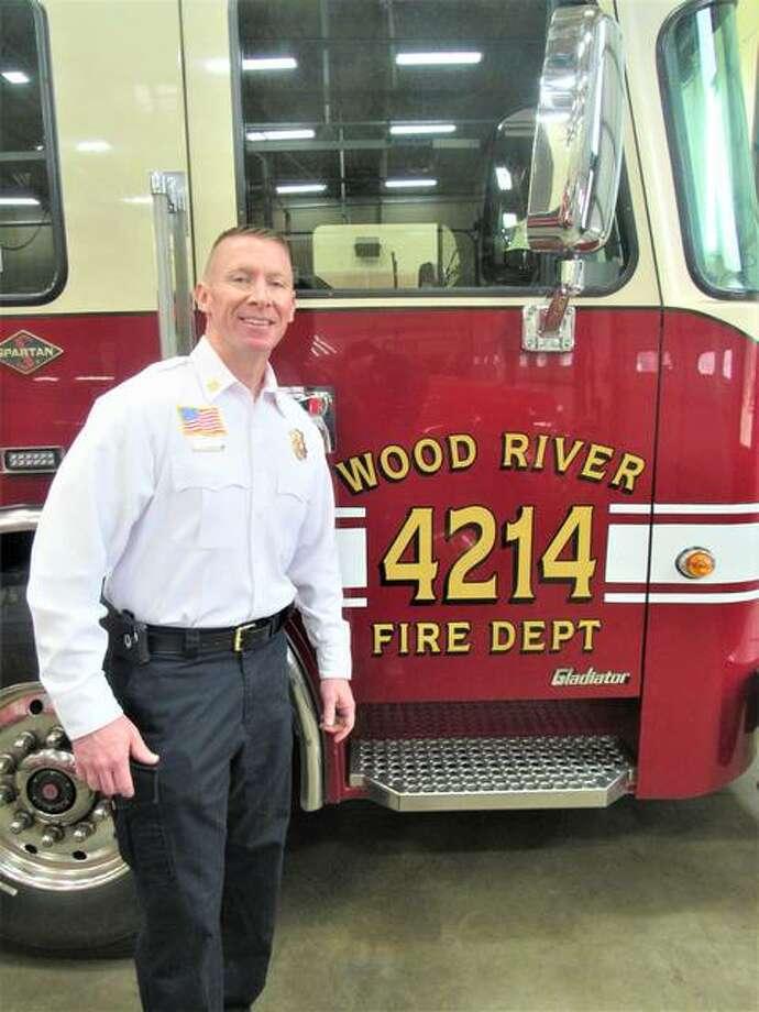 Chief Stalhut Photo: Dylan Suttles | Hearst IL