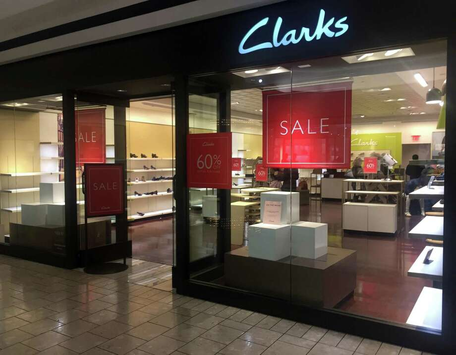 Clarks is closing this store on the fifth floor of the Stamford Town Center mall in Stamford, Conn. Photo: File Photo