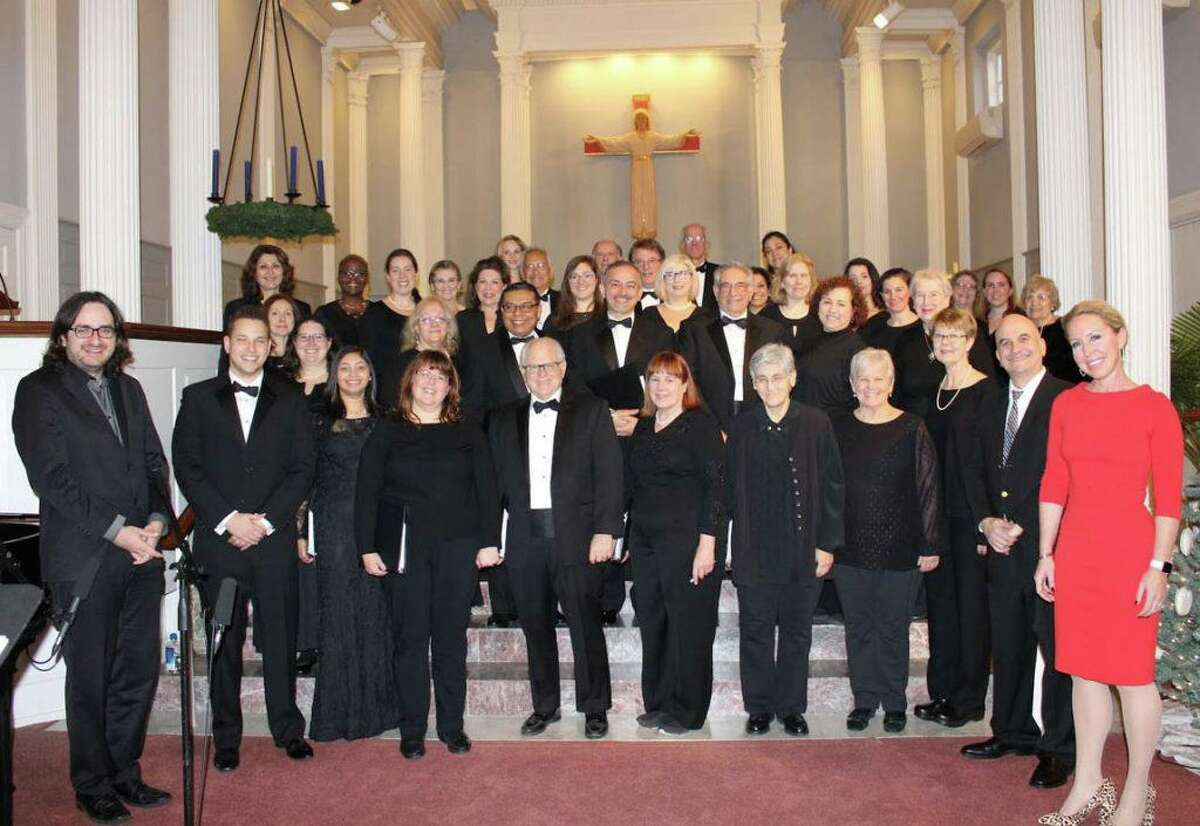 The Stamford Chorale is inviting sings who can carry a tune to the first rehearsal of the spring season Jan. 21, at Stamford Government Center.