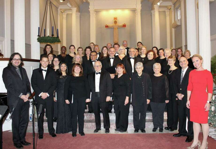 The Stamford Chorale is inviting sings who can carry a tune to the first rehearsal of the spring season Jan. 21, at Stamford Government Center. Photo: Thestamfordchorale.org
