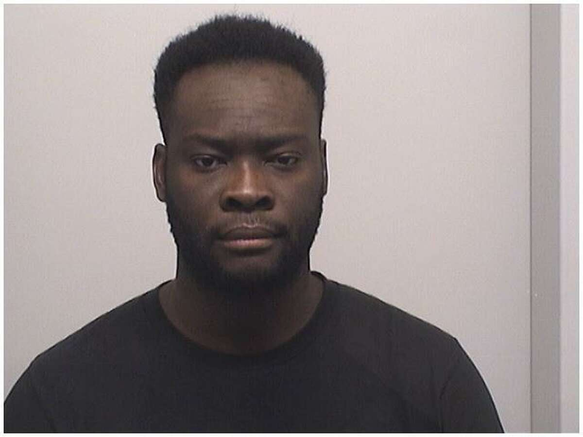 Emmanuel Mong, 24, of Georgia, was extradited to Stamford from Seattle and charged with first-degree larceny, conspiracy to commit first-degree computer crime and conspiracy to commit criminal impersonation and is was held in lieu of a $250,000 court appearance bond.
