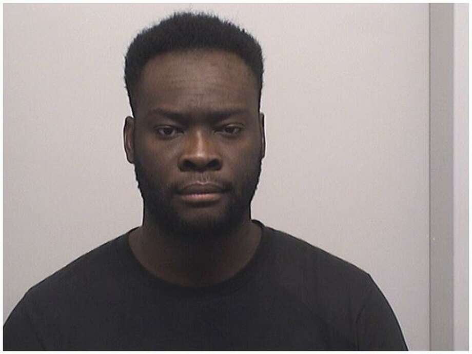 Emmanuel Mong, 24, of Georgia, was extradited to Stamford from Seattle and charged with first-degree larceny, conspiracy to commit first-degree computer crime and conspiracy to commit criminal impersonation and is being held  in lieu of a $250,000 court appearance bond. Photo: Stamford Police Department / Contributed