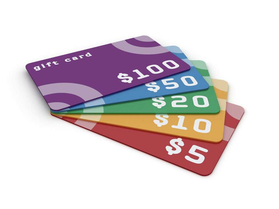 If you don't plan on using a gift card you got during the holiday season, there are other uses for it (rather than to gather dust in a drawer). (Getty Images)
