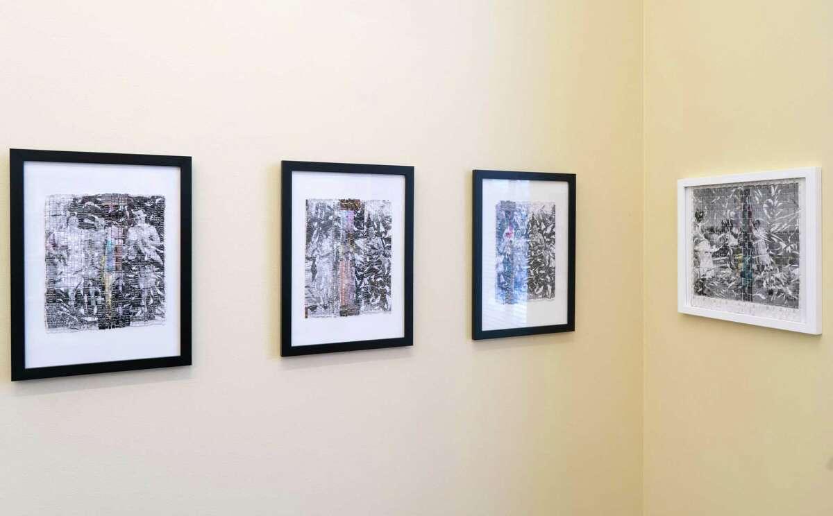 Gail Skudera, installation view. Photo Wm Jaeger