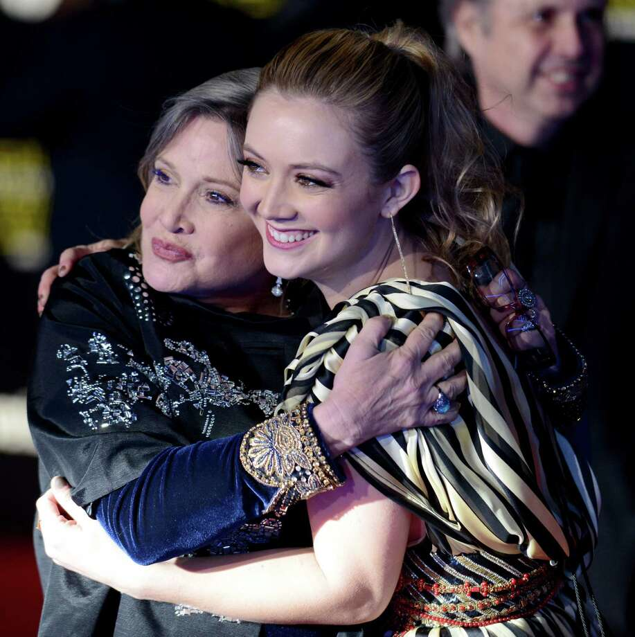 Star Wars The Rise Of Skywalker Had Carrie Fisher S Daughter Play Leia Alton Telegraph