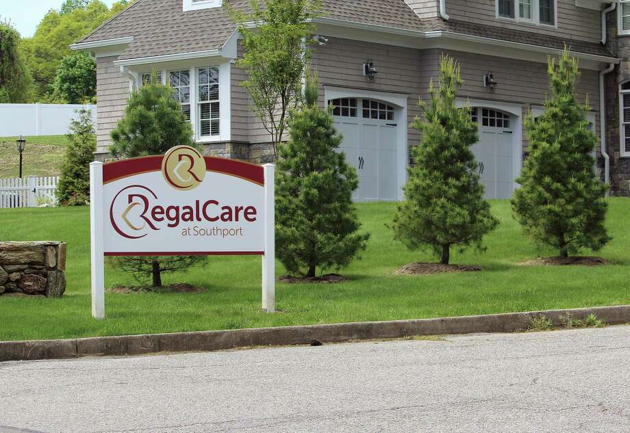 Regalcare at Southport was fined $10,000 for several recent violations. Photo: Laura Weiss / Hearst Connecticut Media / Fairfield Citizen