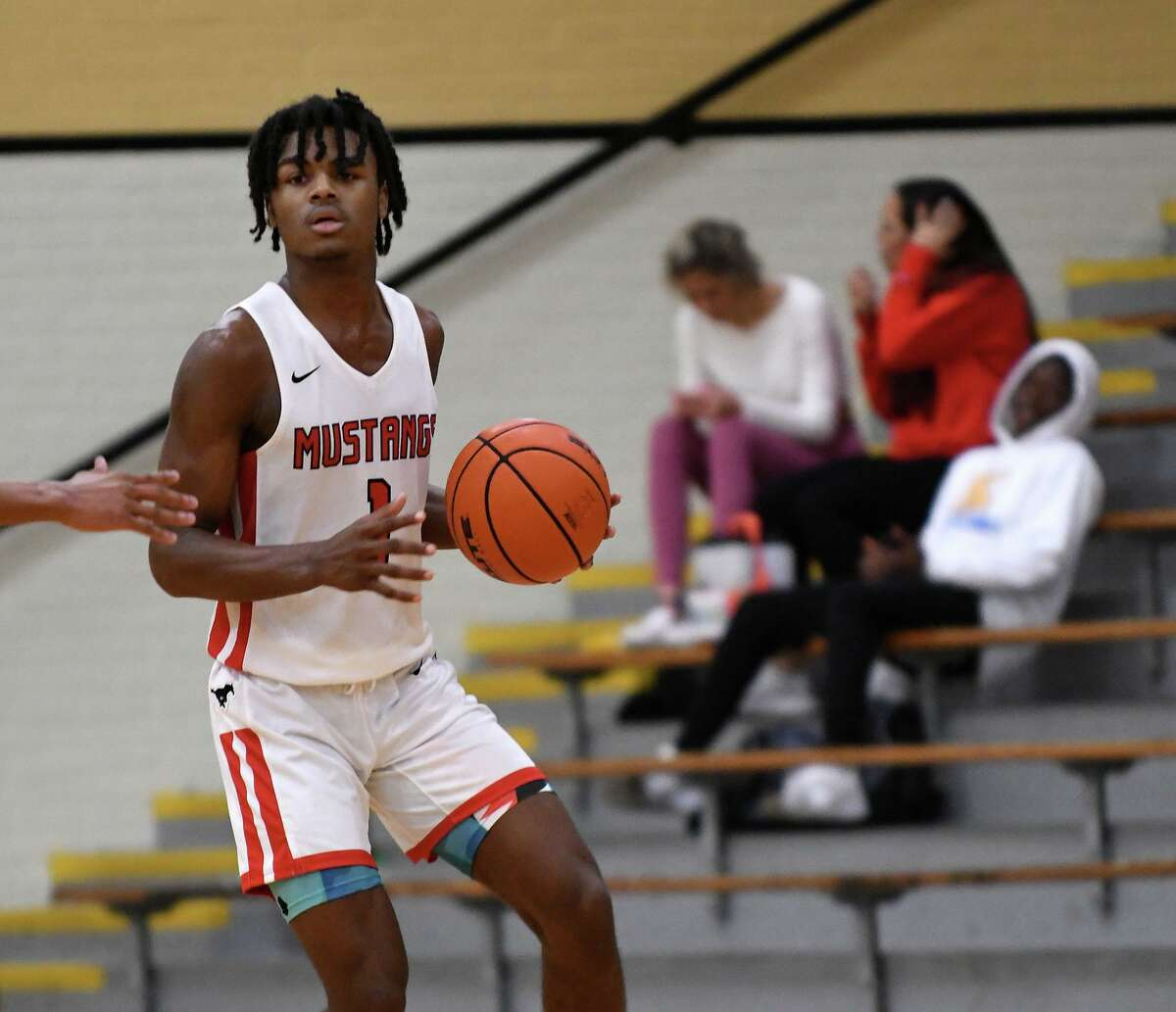 Westfield senior guard Lonzo Rand was named the District 16-6A Most Valuable Player.