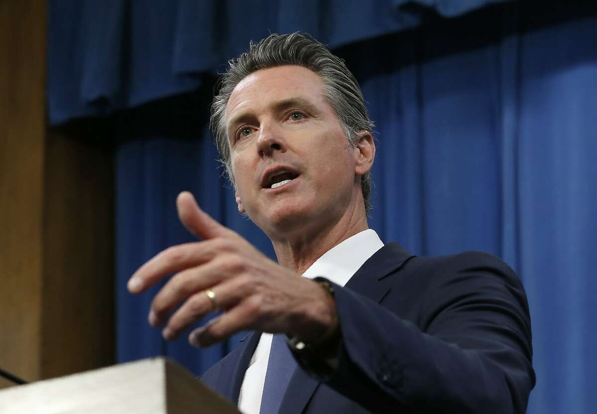 Gov. Gavin Newsom introduced a $222 billion state budget Friday that he said represents a snapshot of his priorities for California.