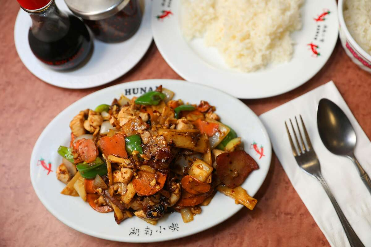 A Marty's Special seen at Henry�s Hunan on Tuesday, Jan. 7, 2020, in San Francisco, Calif.