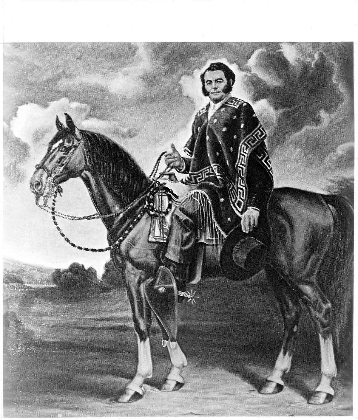 General Mariano Guadalupe Vallejo Handout photo ran 03/21/1976