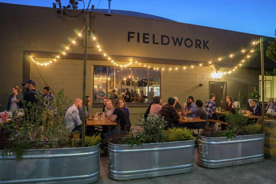 Fieldwork in Berkeley Photo: Fieldwork