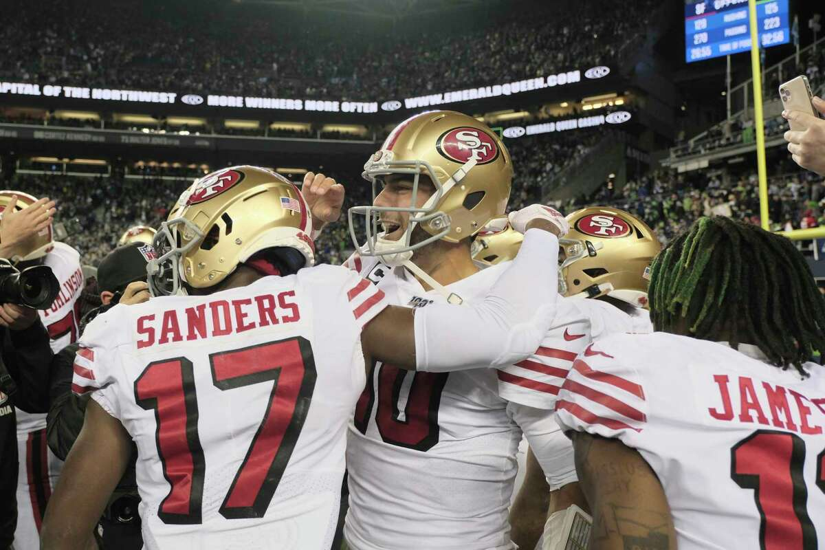 Minnesota plus-7 at San Francisco 49ers 24-20