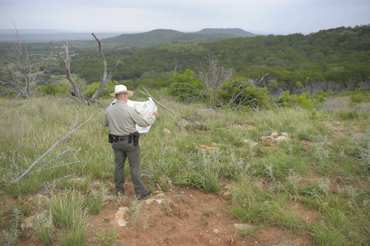 PHOTOS: How to best experience Texas' state parksOnce completed, the park will offer a stunning respite into the