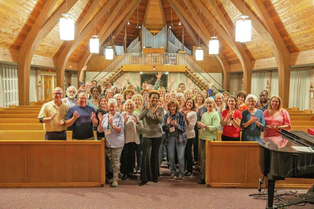 Shoreline Soul presents a gospel music concert on Sunday in Branford.
