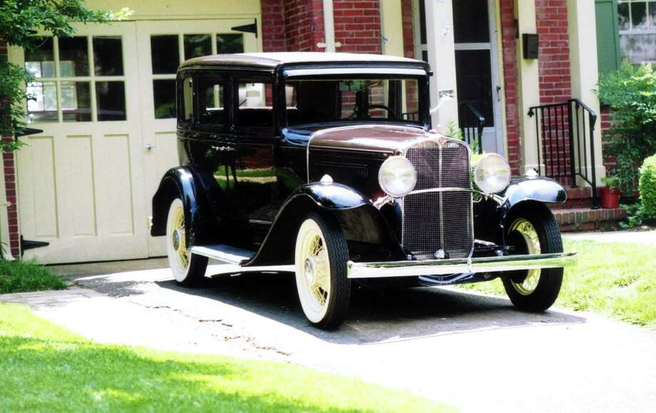Records indicate that the 1931 standard four-door sedan, with a base price of $745, was first purchased new in Cambridge, Massachusetts.