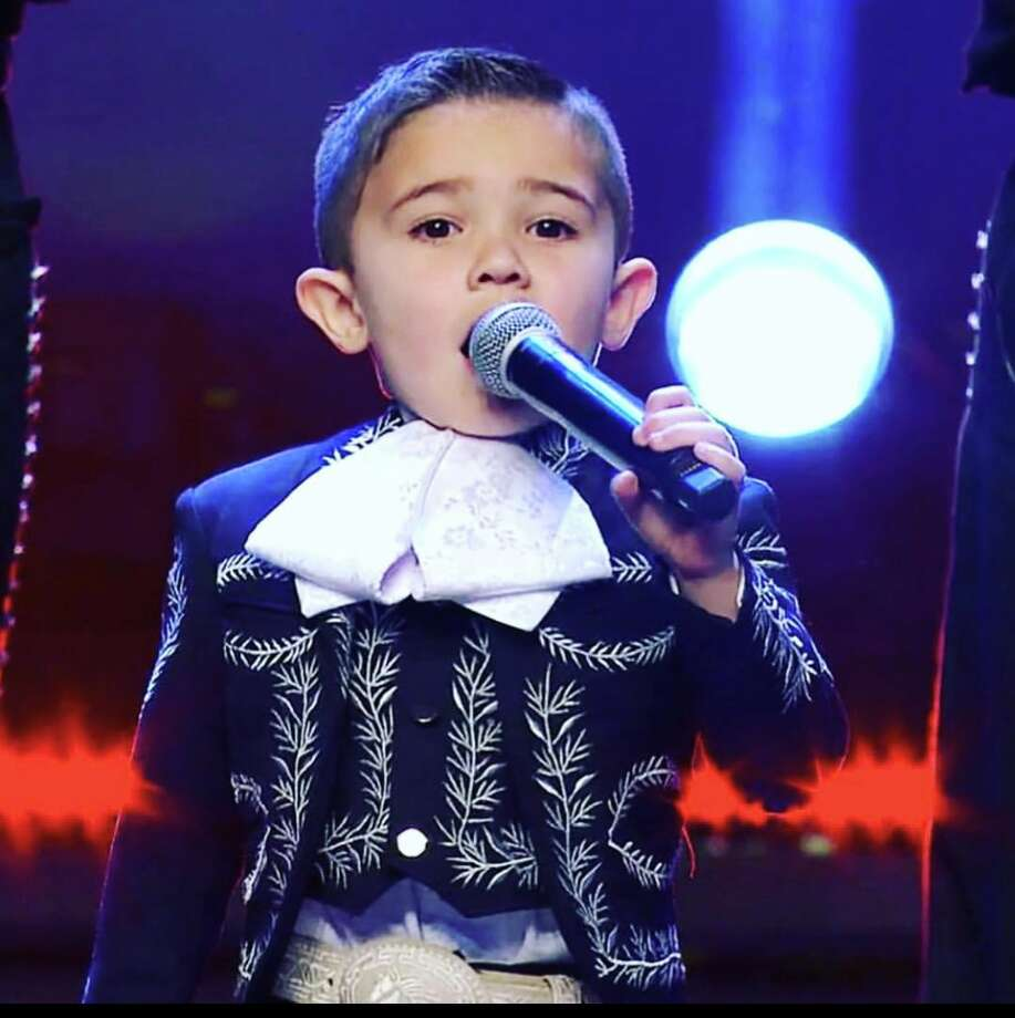 "Mateo Lopez, from San Antonio will be on the new season of ""Little Big Shots"" on NBC. Photo: Instagram @elmateolopez"