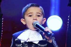 """MateoLopez, from San Antonio will be on the new season of """"Little Big Shots"""" on NBC."""