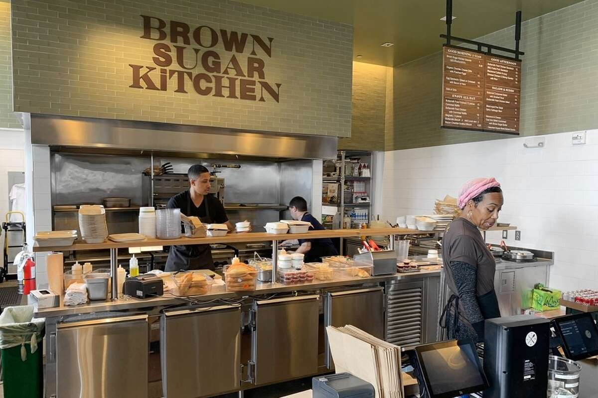 Click ahead to see Bay Area restaurant closures in 2020 Brown Sugar Kitchen In February 2019, chef Tanya Holland's Oakland brunch spot Brown Sugar Kitchen, famous for its fried chicken and waffles, opened its first San Francisco outpost in the Ferry Building. The last service is Jan. 19.